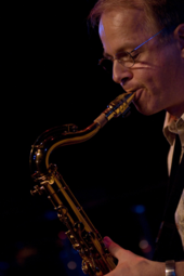 Saxophonist/composer Glenn Cashman Faculty Recital