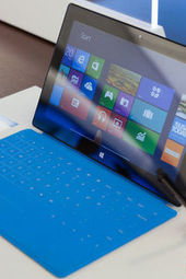 Microsoft Surface 2 Event