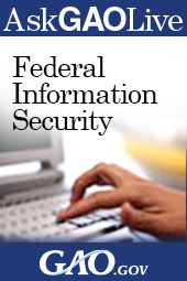 Web Chat on Federal Information Security