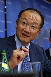 World Bank President Jim Yong Kim #wbatgwu