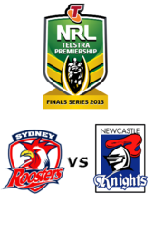 Roosters vs. Knights
