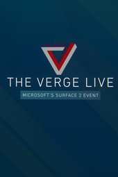The Verge Live: Microsoft's Surface 2 event