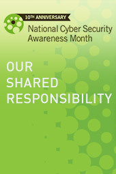 National Cyber Security Awareness Month 2013