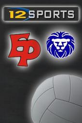 Volleyball Eden Prairie vs. Hopkins