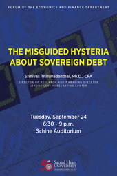 The Misguided Hysteria About Sovereign Debt