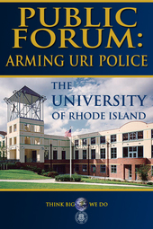 Public Forums: Arming URI Police