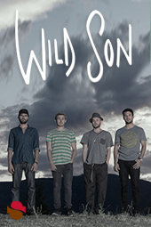 Wild Son live at Streaming Cafe