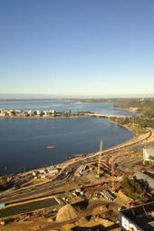 View from a Serviced Office - Perth Web Cam