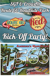 Route 66 SGF Kick-Off Party!