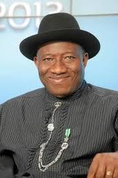 PRESIDENT GOODLUCK JONATHAN MEDIA CHAT