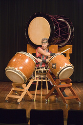 Drums & Gongs: Taiko and Gamelan Class Recital
