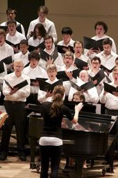 Skidmore Community Chorus and Vocal Chamber Ensemble