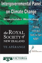 Climate Change - Stakeholder Workshop