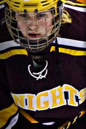Hockey vs MSU