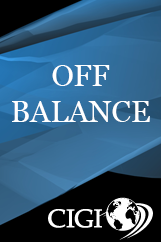 Off Balance: International Institutions And The Global Financial Crisis