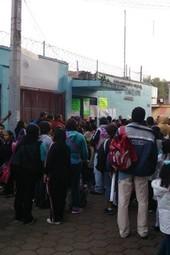 Foro sobre la Reforma Educativa en Xochimilco, escuelas en paro