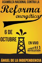 Vanguardia de La #Megamarcha (Enrique)