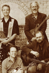 MODERN MANDOLIN QUARTET with MADS TOLLING Fri Apr 5  Performance - Fenix LIVE
