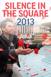 Silence in the Square 2013