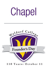 Founder's Day Chapel