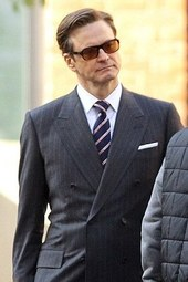 Colin Firth Secret Service