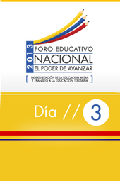 (3) Foro Educativo Nacional