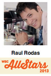 WBC All Star Raul Rodas