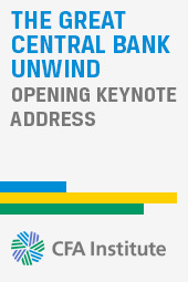 The Great Central Bank Unwind - Opening Keynote Address