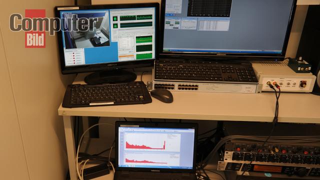 PS4 Noise Level Measurement Image 1