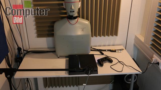 PS4 Noise Measurement Image 2