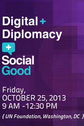 Digital Diplomacy + Social Good