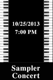 Sampler Concert