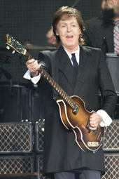 Paul Mccartney Live In Covent Garden