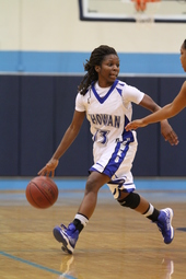 Chowan WBB vs. Livingstone College