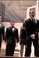 The Colgate Dischords and Resolutions Family Weekend A Cappella Concert
