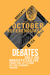 BUSU October 2013 Referendum Debate
