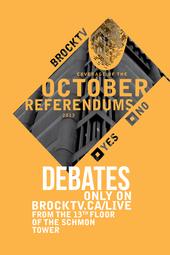 BUSU October 2013 Referendum Debate
