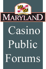 Casino Public Forum for Prince George's County