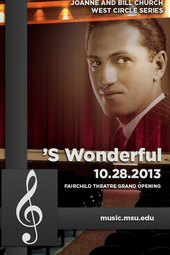 'S Wonderful | Fairchild Theatre Grand Opening | 10.28.2013