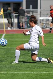 Women's Soccer v. Rutgers-Camden