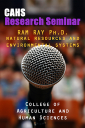 CAHS Research Seminar II