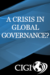 A Crisis in Global Governance?
