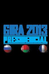 Gira Presidencial 2013