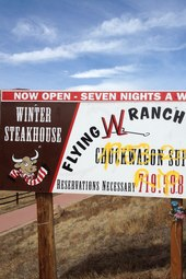 Remembering the Flying W Ranch