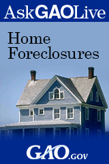 Web Chat on Home Foreclosures