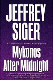 Jeffrey Siger discusses MYKONOS AFTER MIDNIGHT