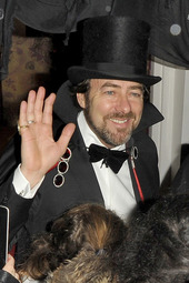 Jonathan Ross Annual Halloween Party