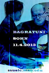 Suren Bagratuni, Cello & Minsoo Sohn, Piano  |  11.4.2013