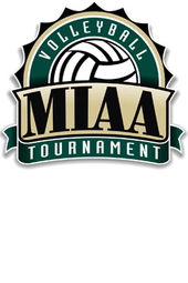 MIAA Volleyball Tournament Final