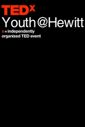 TEDx Youth at Hewitt